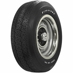 Firestone Sport Car Tire 200 E70 15 Rwl Quantity Of 1