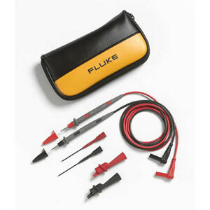 Fluke Tl80a Basic Electronic Test Lead Set