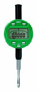 Insize Electronic Digital Indicator 2 50 8mm Resolution 0005 0 01mm 2104 5