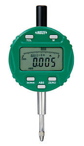 Insize Electronic Digital Indicator 5 12 7mm Resolution 00005 0 001mm 210