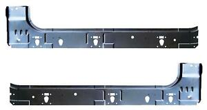 Inner Rocker Panel Front Door 99 16 Ford Super Duty Super Cab Pair