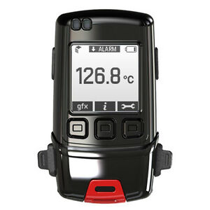 Lascar El gfx 1 Temperature Data Logger With Graphic Lcd Display