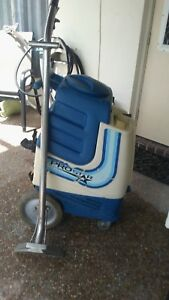 500psi Portable Carpet Cleaning Extractor W Heat Wand Hoses Mytee Prostar
