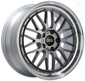 Bbs Wheels 19 X 10 Lm Car Wheel Rim 5x120 Part Lm272dbpk