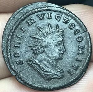 Rare Constantine I The Great Ae2 Ancient Roman Imperial Coin Trier Mint