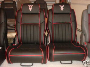 Custom Seats Compare To Kirkey Or Bomber Bucket Great For Model A Small Spaces