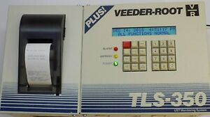 Rebuilt Veeder root Gilbarco Tls 350 Plus Console With Printer 4 probe Module