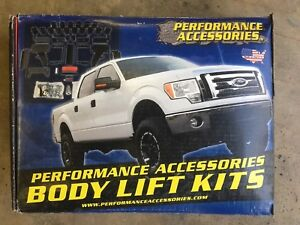 2 Body Lift For Chevy Truck 88 94 Chevy 1 2 Ton 3 4 Ton 2wd Or 4wd New In Box