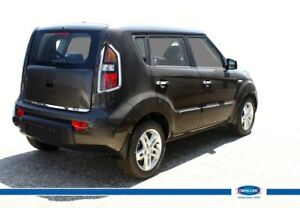 Fit For Kia Soul Chrome Rear Trunk Lid Cover 2008 2013