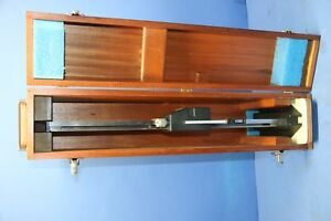 Used Brown And Sharpe 599 1013 Data Hite Digital Height Gage 24 Inches 17618