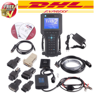 New Tech2 Diagnostic Tool For Gm saab opel suzuki isuzu holden Car Scanner