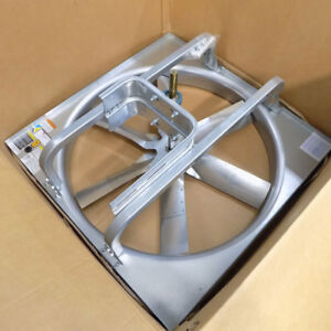 New Dayton 1wdc2 36 Standard Duty Belt Drive Less Drive Package Exhaust Fan