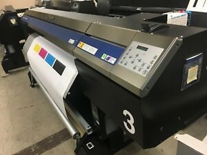 Roland Soljet Pro 4 Xr 640 Large format Printer cutter