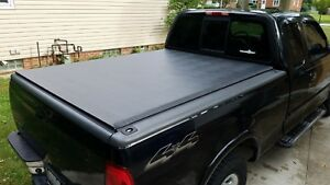 Truxedo Hard Rolling Tonneau Cover 1997 2003 Ford F150 Excellent Condition