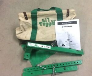 Greenlee 1201 Lil Tugger Wire Puller With Bag