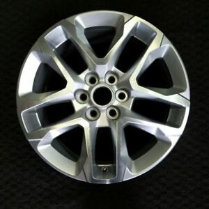 18 Inch Chevy Traverse 2018 Oem Factory Original Alloy Wheel Rim Take Off 5843