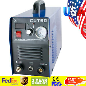 Best Portable Plasma Cutter Cut50 Digital Inverter Air Cutting Machine 110v 220v