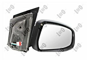 Primed Wing Side Mirror Convex Rh Fits Ford Focus Hatchback Saloon 1610000