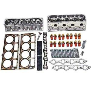 Trick Flow Specialties Head Combo Genx Top End Chevy Small Block Ls2 Kit