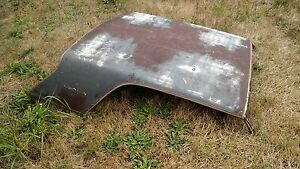 1963 1962 1961 Ford Thunderbird Hardtop Roof 051647 Can Be Shipped