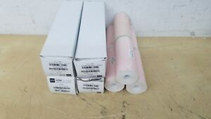 Lot Of 14 Rolls Physio Control 805319 05 Chart Paper For Lifepak 12 11