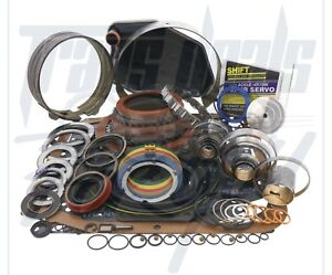 Fits Ford 4r70w Transmission Raybestos Performance Red Deluxe Rebuild Kit 96 03 Fits 1999 Ford Explorer