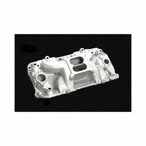 Prof Products Crosswind Intake Manifold 53026 Bbc Fits Oval Port Heads