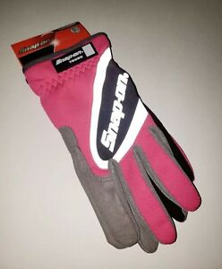 Snap on Automotive Super Outdoor Grip Work Women Pink Cancer Awareness