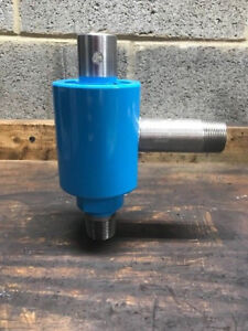Well Drilling Water Swivel Aqua tech 1 Threads