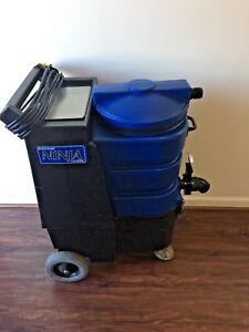 Used Esteam Ninja Carpet Extractor