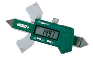 Insize Electronic Digital Welding Gauge 4831 20a