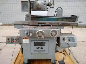Do all D8 Hydraulic Surface Grinder