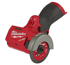 Milwaukee 2522 20 M12 Fuel 3 Compact Cut Off Tool Bare