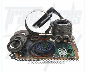 Chevy 4l60e Transmission 3 4 Power Pack Rebuild Deluxe Kit 97 03 Deep Pan