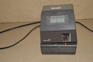 Acroprint 175 Electronic Digital Time Clock