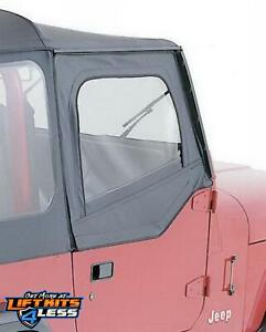 Rampage 89615 Door Skin For 1987 1995 Jeep Wrangler yj
