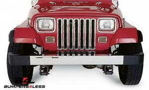 Rampage 7511 Grille Inserts For 1997 2006 Jeep Wrangler tj
