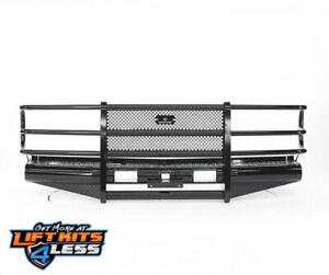 Ranch Hand Fbc881blr Legend Series Black Pc Front Bumper For 1992 1998 Blazer