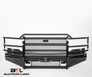 Ranch Hand Fbf991blr Legend Series Black Pc Front Bumper For 99 04 Ford F 250 Sd