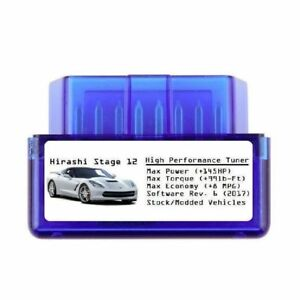 Stage 12 Performance Tuner Power Chip Add 130 Hp 8mpg Best Tune For Audi