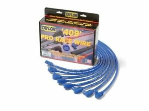 Taylor Cable 79682 Spark Plug Wires 409 Pro Race