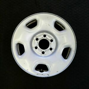 17 Inch Ford F150 Pickup 2004 2014 Oem Factory Original Steel Wheel Rim 3557