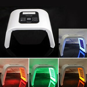 Pdt Led Light Therapy Skin Rejuvenation Acne Removal Beauty Equipment 4 Colors
