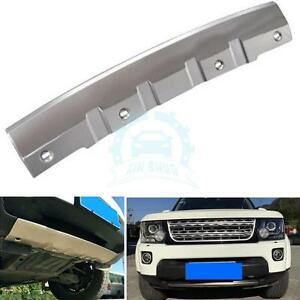 Front Bumpers Lower Guard Trim Abs Chromed For Land Rover Discovery 4 2014 2016