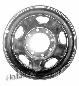 17 Inch Ford F250sd F350sd Pickup 2011 2016 Oem Factory Steel Wheel Rim 3840
