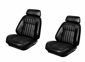 Deluxe Sport Seat With Comfortweave Front Rear Upholstery Set For 1969 Camaro