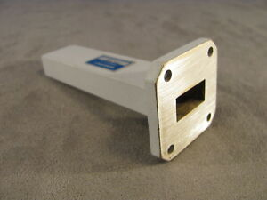 Waveguide Wr75 Low Power Termination Ku band 10 To15 Ghz length 3 50