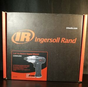 Ingersoll Rand W040p Iqv72 3 8 Pin Retainer Cordless Impact Wrench Brand New