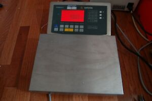 Sartorius Combics 3 Preparative Prep Pilot Lab Scale Digital Balance 15 Kg