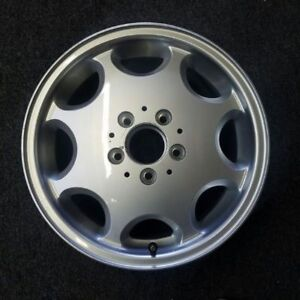 15 Inch 1996 1997 Mercedes E Class E300d E320 E420 Oem Original Wheel Rim 65172